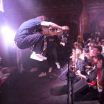 Turnstile at GAMH by Estefany Gonzalez