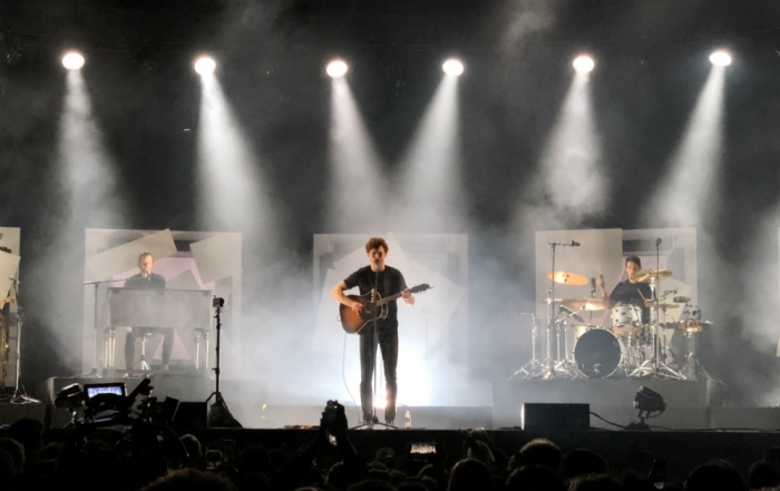 Vance Joy gets real at the Greek Theatre
