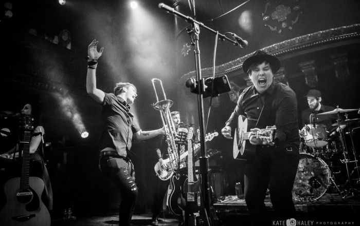 Review + Photos: The Family Crest + Goodnight, Texas rile up Great American Music Hall