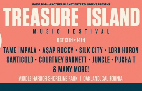 Treasure Island Music Festival announces 2018 lineup: Tame Impala, A$AP Rocky, Lord Huron and many more
