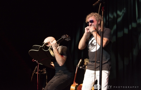 Review + Photos: Many great artists show support for Acoustic-4-A-Cure at the Fillmore