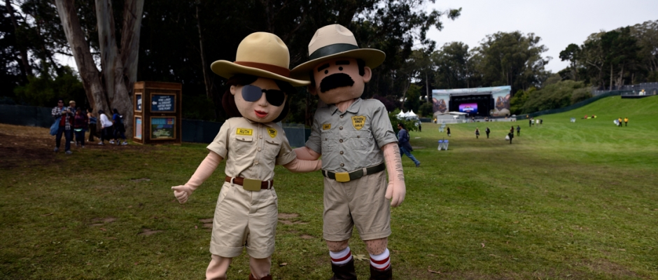 Review: A numbered list of highlights from this year's Outside Lands