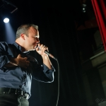 Future Islands at the Fox Theater, by Jon Bauer