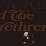 Elle King at Not So Silent Night 2018, by Norm deVeyra