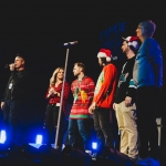 Alt105 at Not So Silent Night 2018, by Norm deVeyra