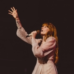 Florence and the Machine at Not So Silent Night 2018, by Norm deVeyra
