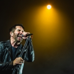 Nine Inch Nails at Openair St. Gallen Festival 2018, by Ian Young