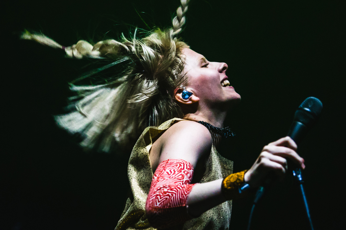 Aurora at the Pohoda Festival 2018 in Trencin, by Ian Young