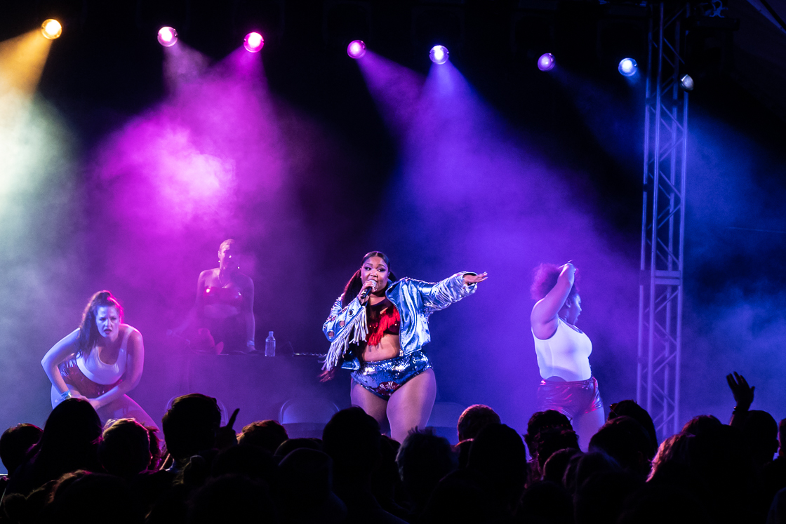 SXSW Day Four - Lizzo by Norm deVeyra