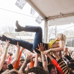 SXSW 2019 - Amyl and the Sniffers by Ian Young