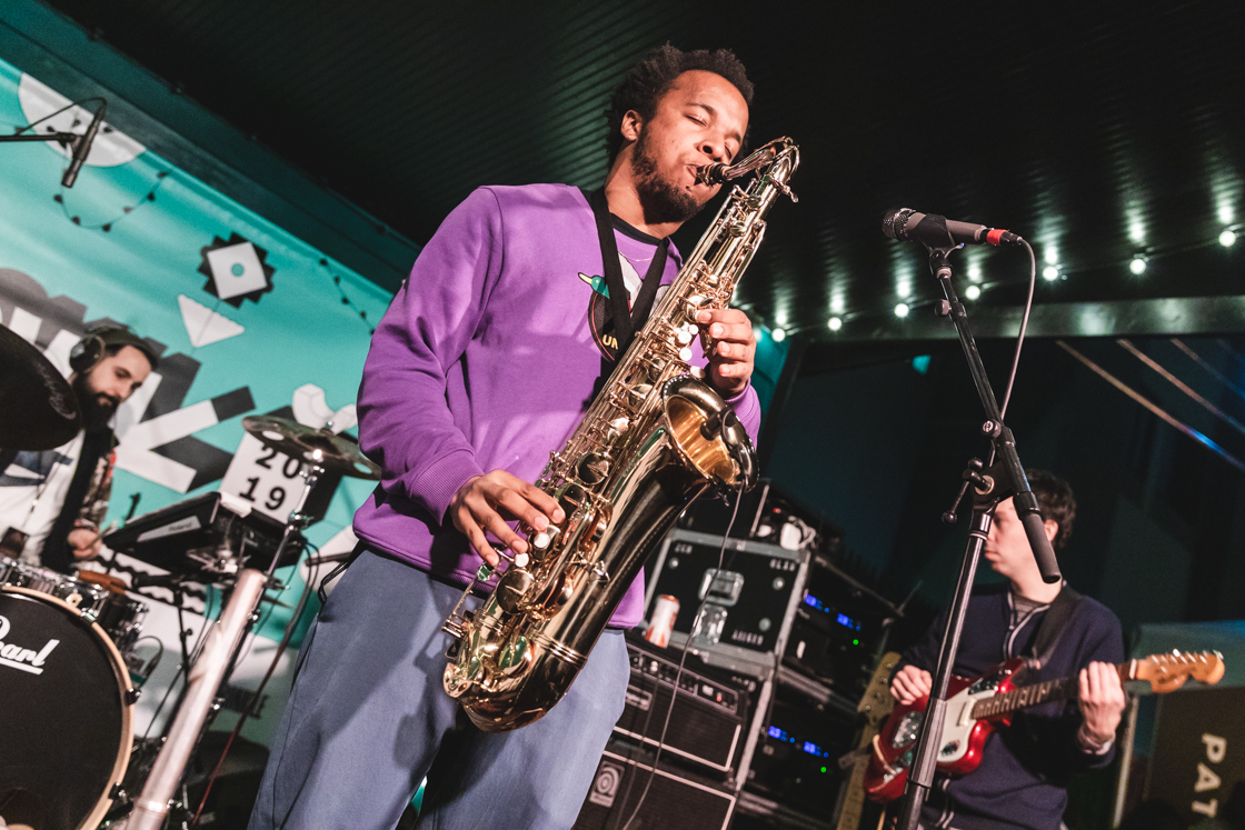 SXSW 2019 Day 1 - Cautious Clay by Ian Young