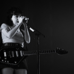 Pale Waves at the Bill Graham Civic Center, by Eric Molyneaux