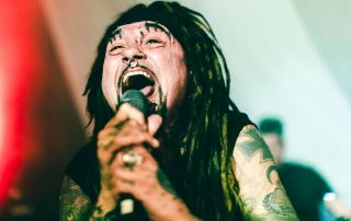Ministry at the Great American Music Hall, by Ian Young
