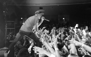 blackbear at the Masonic, by Cam Peters