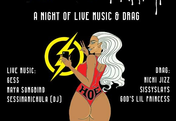 Throwin' Hoes: A night of music and drag at El Rio