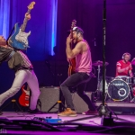 Vulfpeck at the Greek Theatre, by Joshua Huver