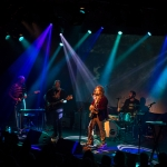 The Blank Tapes at The Independent, by Ria Burman