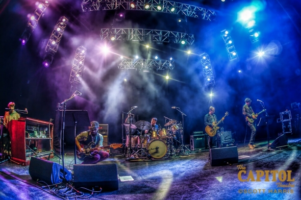 Joe Russo's Almost Dead at The Capitol Theatre by Scott Harris