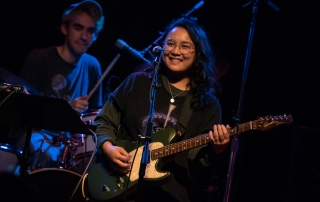 Jay Som at The Fillmore, by Norm deVeyra