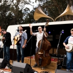 Wood & Fire at Hardly Strictly Bluegrass 2019, by Ria Burman