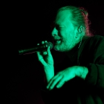 Thom Yorke at the Greek Theatre, by Jon Bauer