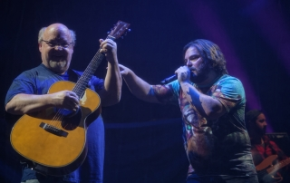 Tenacious D at the Masonic, by Jon Bauer