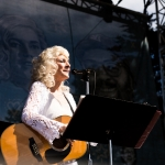 Judy Collins at Hardly Strictly Bluegrass 2019, by Ria Burman