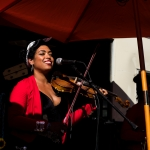 Flor De Toloache at Hardly Strictly Bluegrass 2019, by Ria Burman