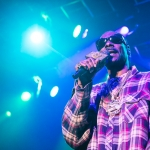 Snoop Dogg at The Fillmore, by Ria Burman