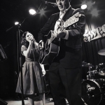Johhny And June Forever at the Sweetwater Music Hall, by Carolyn McCoy