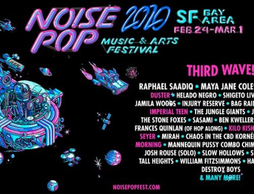28 Years, 28 Songs (Noise Pop 2020: The Bay Bridged Edition)