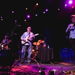 David Bromberg Quintet at The Fillmore, by Ria Burman