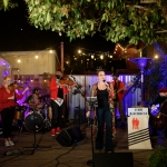 Cosa Nostra Strings at the Pod Patio, by Jon Bauer