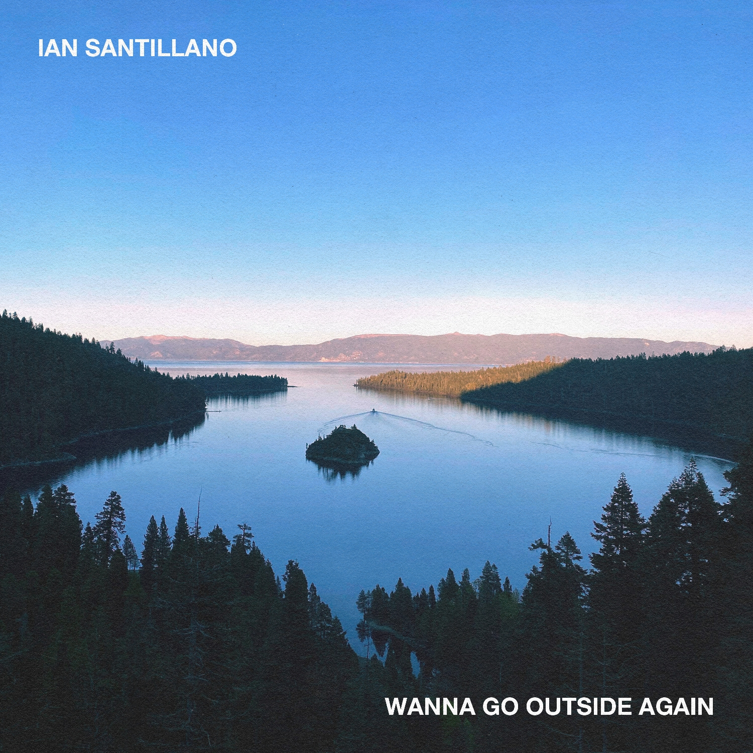 "Ian Santillano speaks for us all in ""Wanna Go Outside Again"""