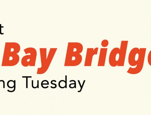Join us on Giving Tuesday to support The Bay Bridged!