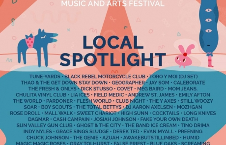 music indie local