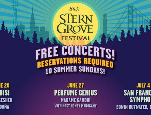 The Stern Grove lineup is here and you're gonna want to see it