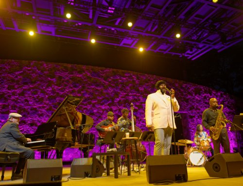 Photos: Gregory Porter at the Frost Amphitheater