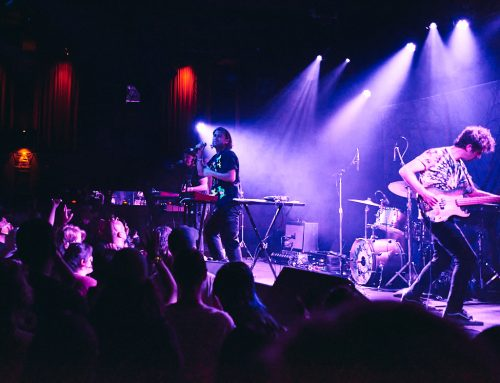 Photos: Small Black at the Independent